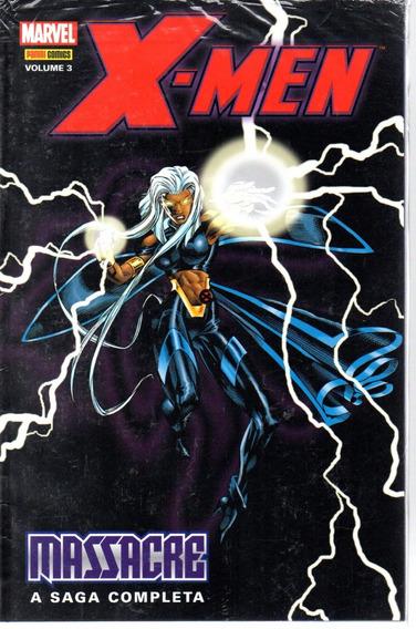 X-men Massacre Vol 3 - Panini - Bonellihq Cx327 F18