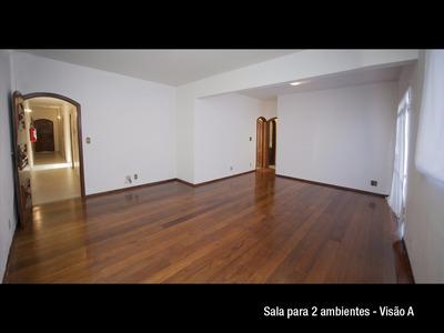 Apartamento 4 Quartos, Sendo 1 Suíte.