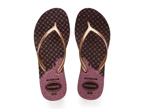 Chinela Havaianas Hight Light Estampada Feminina Original