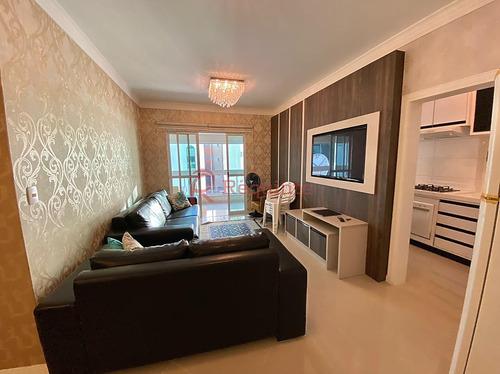Ref.: 3261 - Apartamento Alto Padrão Mobiliado Em Itapema Com 3 Dormitórios - 2720