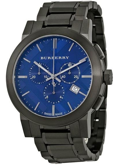 Relógio Burberry The City Chronograph Bu9365