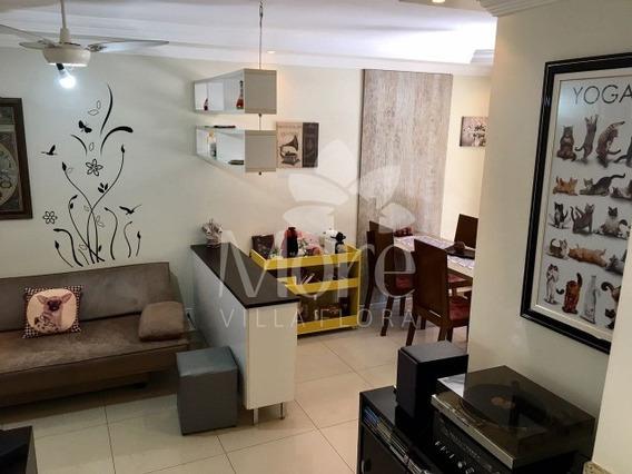 Venda De Casa Modelo Natália Com 2 Quartos, Imóvel Rico Em Planejados, Em Condomínio No Villa Flora Em Sumaré Sp - Ca00531 - 32472145