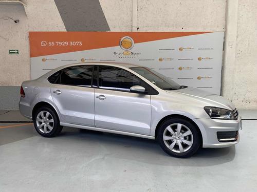 Imagen 1 de 13 de Volkswagen Vento 2018 1.6 Confortline Mt