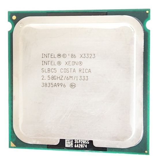 Processador Intel Xeon X3323 2.5ghz 6mb