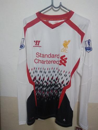 278b79a411 Camisa Liverpool Champions League Masculina Ingleses - Esportes e ...