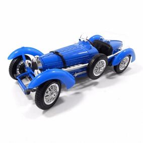 Bugatti Type 59 1934 Bburago 1:18 Azul