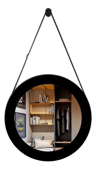 Espelho Adnet Decorativo Vintage 28 Cm