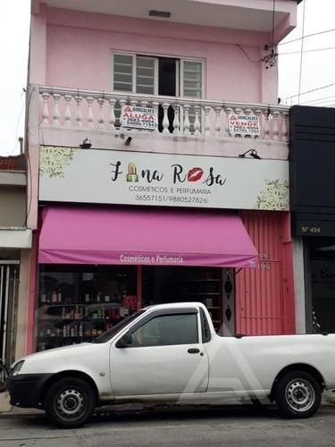Imagem 1 de 15 de Ref.: 5114 - Casa Coml Em Osasco Para Venda - V5114