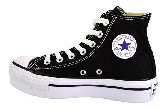 Converse Chuck Taylor All Star Plataforma-botitas