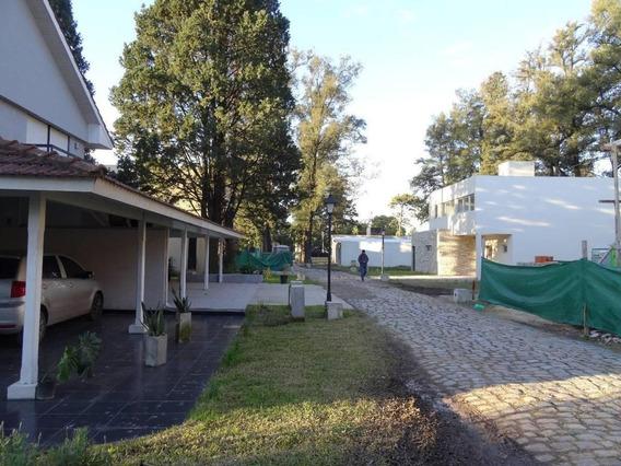 Parque Leloir - Venta - Casa 4 Ambientes En Barrio Cerrado
