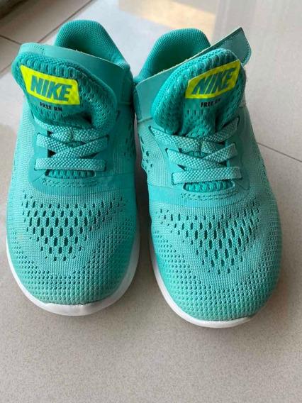 Zapatillas Nike Talle 28