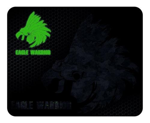 Imagen 1 de 1 de Mouse Pad Gamer Eagle Warrior F3226 Suave Y Comodo