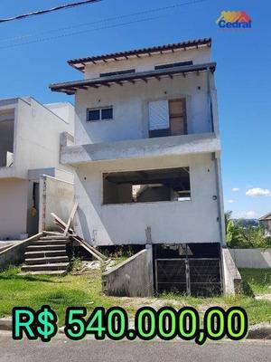 Casa Com 5 Dormitórios À Venda, 400 M² Por R$ 540.000 - Vila Moraes - Mogi Das Cruzes/sp - Ca0620