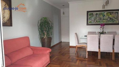 Apartamento Com 4 Dormitórios À Venda, 119 M² Por R$ 650.000 - Floradas De São José - São José Dos Campos/sp - Ap12115