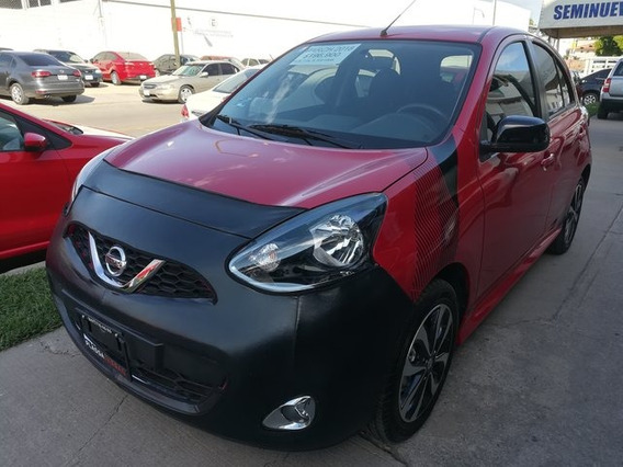 Nissan March Sr Navi 2018 Seminuevos