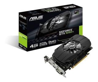 Asus Phoenix Geforce® Gtx 1050 Ti 4gb Gddr5