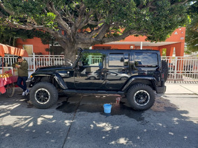 Jeep Wrangler 3.6 Unlimited Sahara 4x4 At 2016