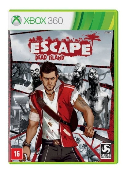 Escape Dead Island - Xbox 360 Mídia Física Lacrado