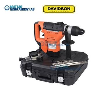 Rotomartillo Taladro Percutor Davidson 850 Rpm 900w E1