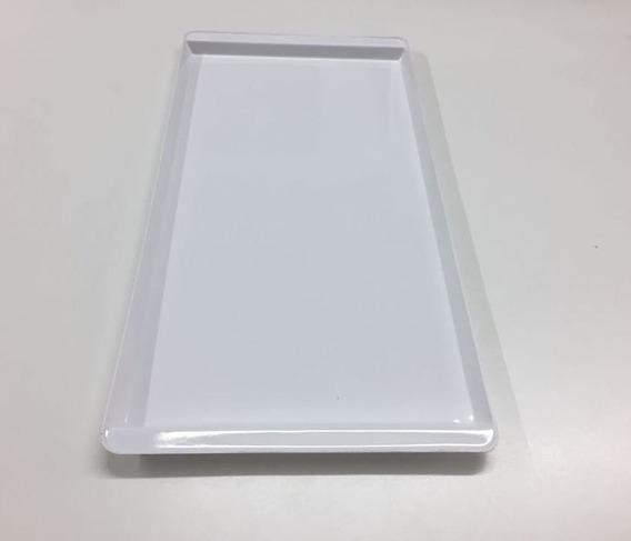 Bandeja Plastico Bco Escurreplato 47.3x23.5 Amoblamientos Fl