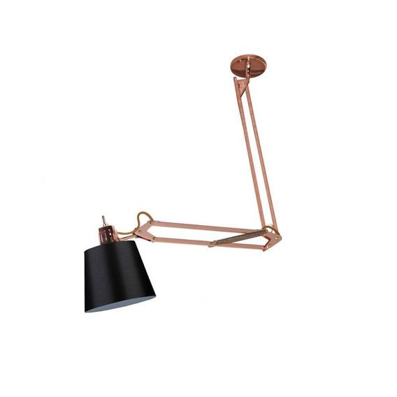 Luminária Articulada Scope 62cmx25cm Bella If
