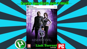 Link Torrent Para Resident Evil 6 Pc