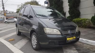 Fiat Idea Elx 1.4 4p Flex 2007 Completo Ipva 2020 Pago