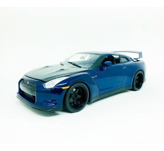 Miniatura Nissan Gt-r Brian