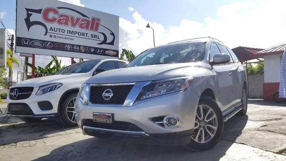 Nissan Pathfinder Sv Gris 2013