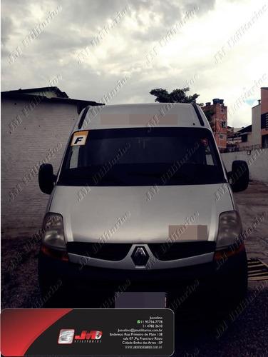 Renault Master Ano 2013 L3h2 Executiva Completa Jm Cod.1340