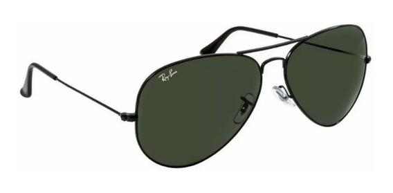 2 Oculos Cristal Unissex Varia Model Rayban 50%off Só Hoje