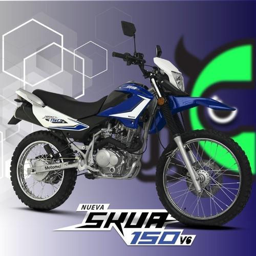 Moto Skua 150 Tipo Enduro Motomel