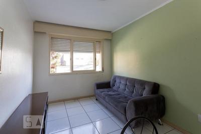 Apartamento No 3º Andar Mobiliado Com 1 Dormitório E 1 Garagem - Id: 892931679 - 231679