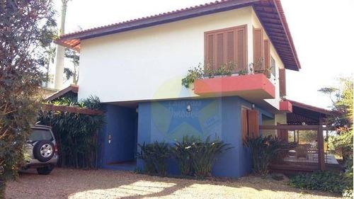Chácara Residencial À Venda, Vila Santista, Atibaia - Ch0814. - Ch0814