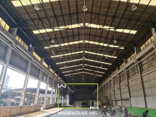 Imagen 1 de 9 de Bodega Industrial En Renta Vallejo