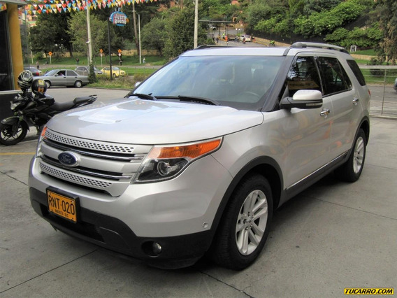 Ford Explorer Limited At 3500 4x4