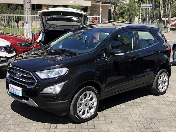 Ford Ecosport Titanium 2019 Único Dono , 11.800 Km Originais