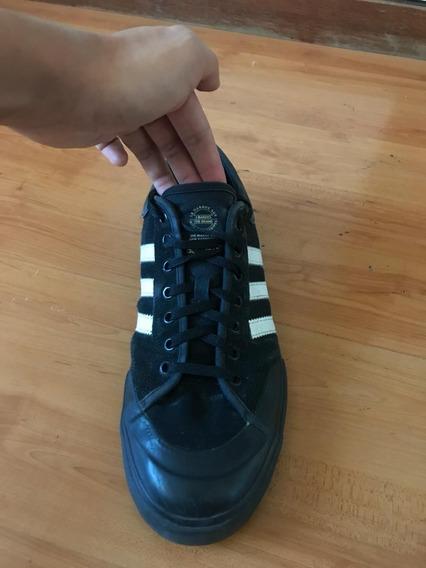 Tênis adidas Skateboarding Matchcourt All Black (usado)