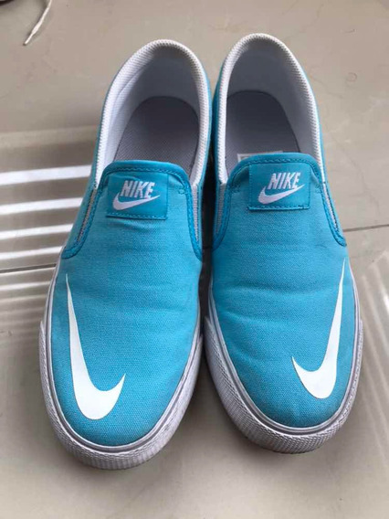 Tenis Dama Slip On Nike 24