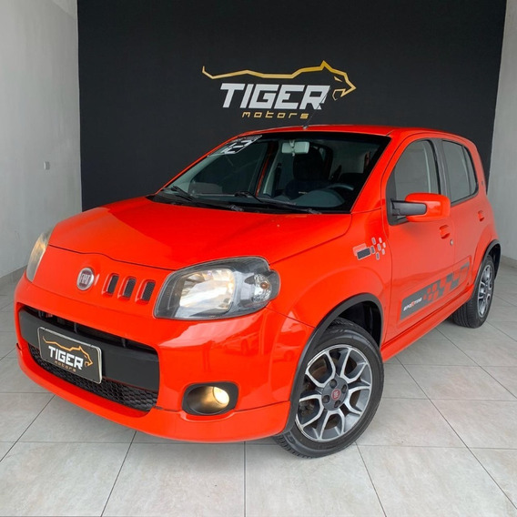 Fiat Uno Sporting 1.4 2012 - 112.000km