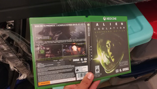 Alien: Isolation Para Xbox One Usado, Impecable