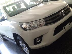Toyota Hilux Sr 4x2 D/cab Diesel Entrega Inmediata