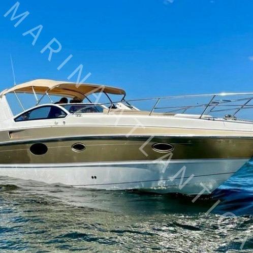 Lancha Real 350, Ano 2011 02xmercruiser 260hp Marina Atlanti