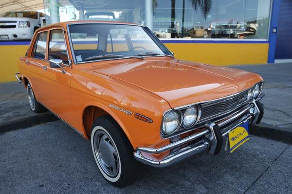 1973 Datsun Sedan 4 Cil Factura Original De Colección