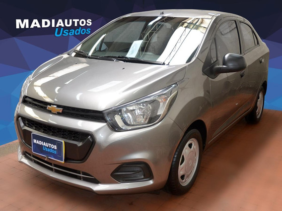 Chevrolet Beat Ls 1.2 Mecanico Sedan