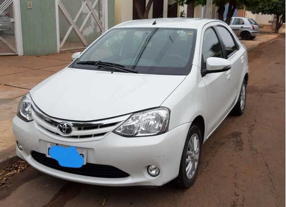 Toyota Etios 1.5 16v Xls 4p 2015