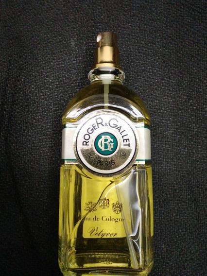 Perfume Roger & Gallet Vetyver 200ml Eau De Cologne