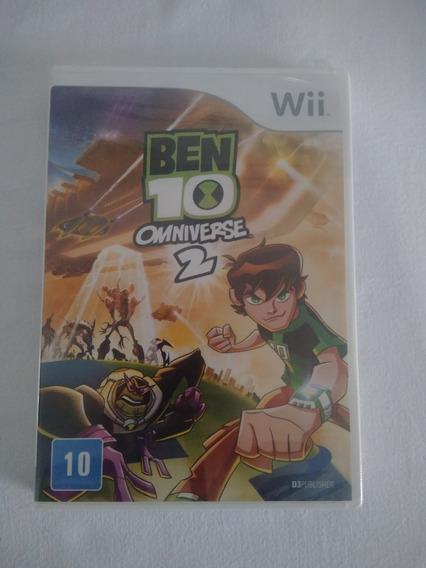 Ben 10 - Omniverse - Nintendo Wii - Lacrado