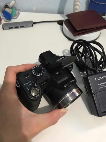Câmera Digital Lumix Panasonic Modelo Dmc-fz38