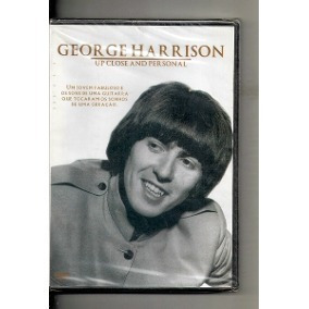 Dvd George Harrison Up Close And Personal Novo Lacrado